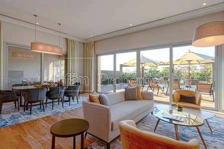 Building for Sale in Palm Jumeirah, Dubai - Hotel For Sale | Palm Jumeirah | 2B+G+9+Roof