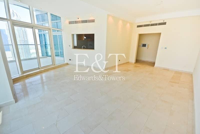 2 Full Marina View | Best Layout | Huge Terrace