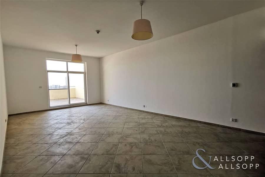 2 2 Bedroom | Large Terrace | Garden View