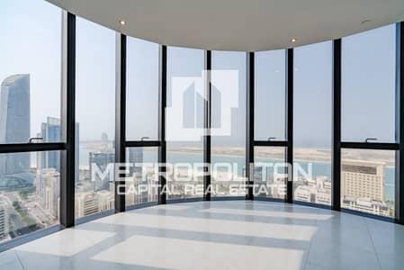شقة 2 غرفة نوم للايجار في منطقة الكورنيش، أبوظبي - No Commission 12 Payments  Fascinating Sea View