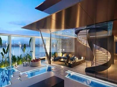 Hotel Apartment for Sale in The World Islands, Dubai - Guaranteed 10% ROI FOR 10 YEARS | Luxury | 5 STAR | HOTEL DELUXE SUITE |Cote D Azur