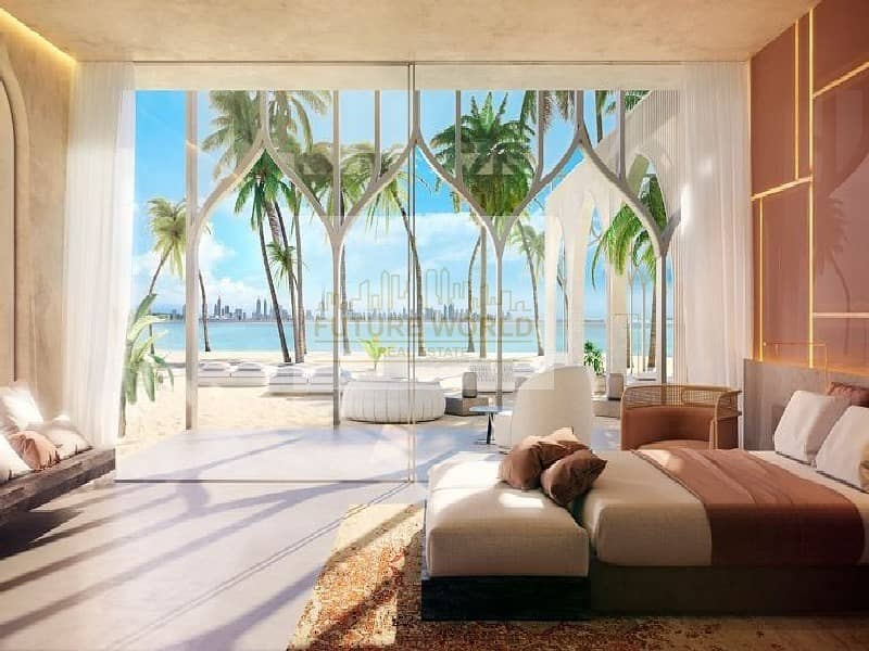 Breathtaking   Extravagant   1BR   The Floating Venice Lido
