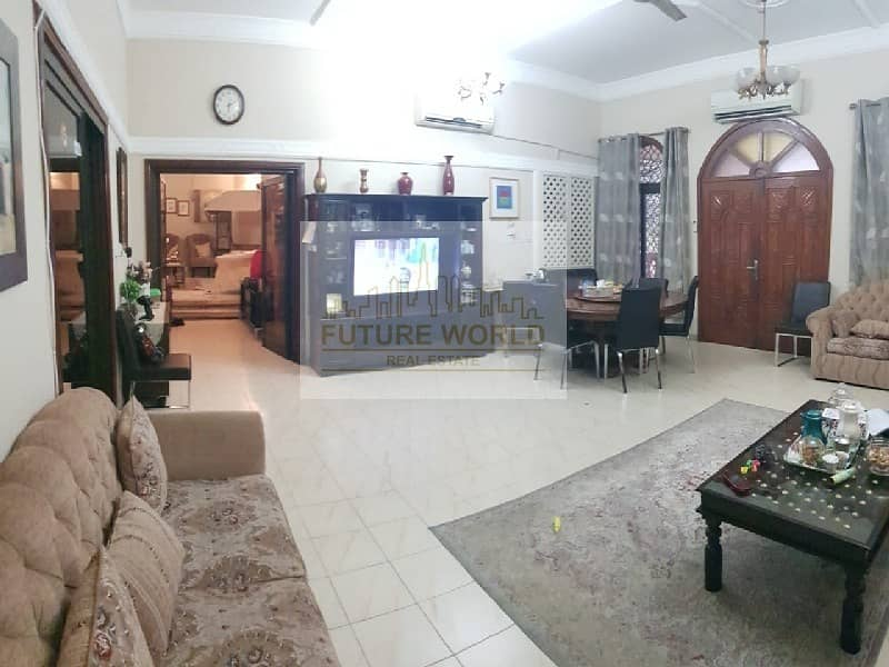 2 Great Investment | Elegant | 6 Car Parks Available | 5 BR Villa | Rashidiya