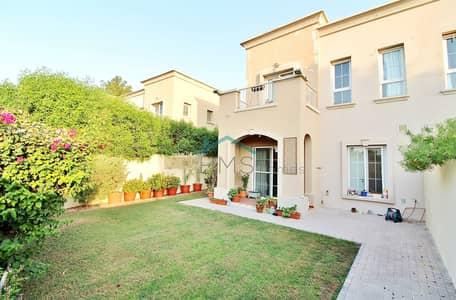 فیلا 2 غرفة نوم للايجار في الينابيع، دبي - Springs 11 - Type 4E - Available Mid Nov