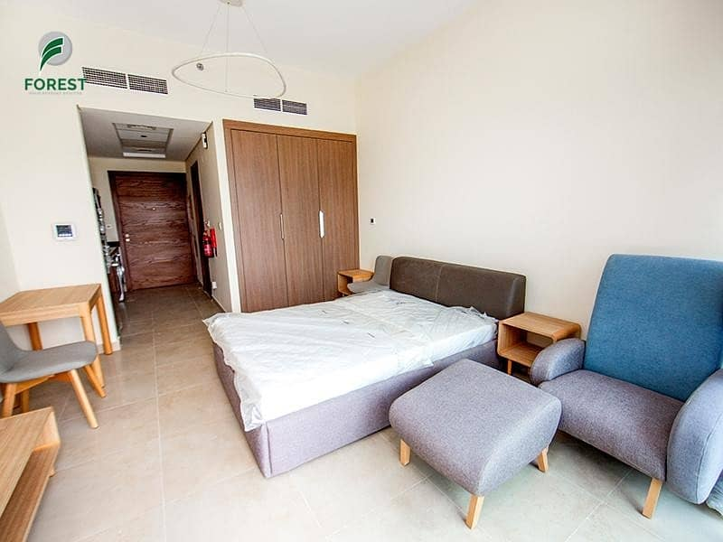 Spacious Studio | Furnished | Ready To Move In