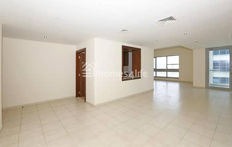 Spacious   Vacant   3 Bedroom Plus Maids Room