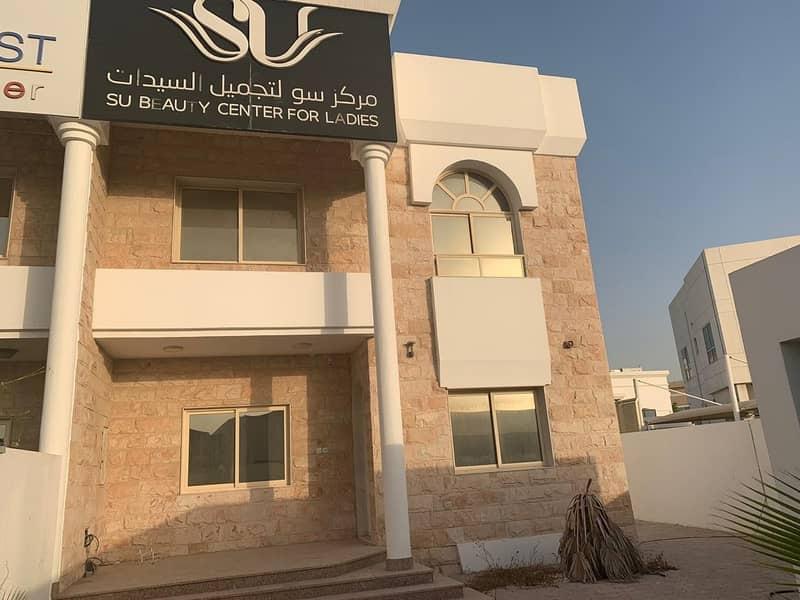 2 Beautiful Fully Furnished Commercial Villa For Rent