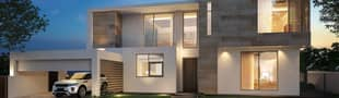 9 Own a villa without maintenance fees for life in the heart of Shariah