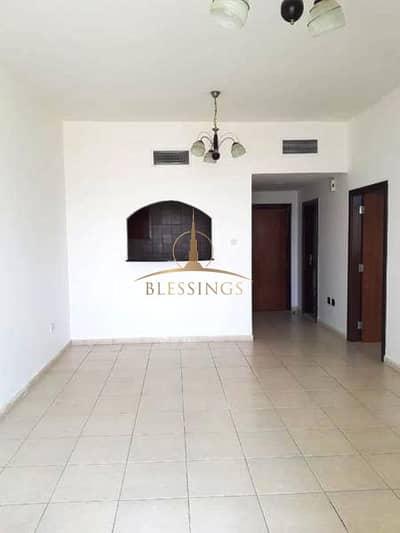 شقة 1 غرفة نوم للايجار في واحة دبي للسيليكون، دبي - Unfurnished |High Floor | Open View