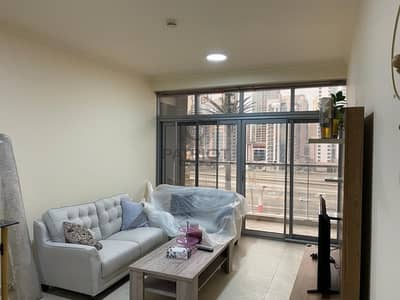 1 Bedroom Apartment for Rent in Jumeirah Lake Towers (JLT), Dubai - One Bedroom global lake view 5k including bills JLT
