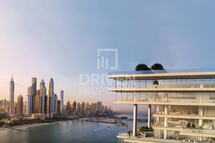 2 Prestigious and Modern Layout | Sea View