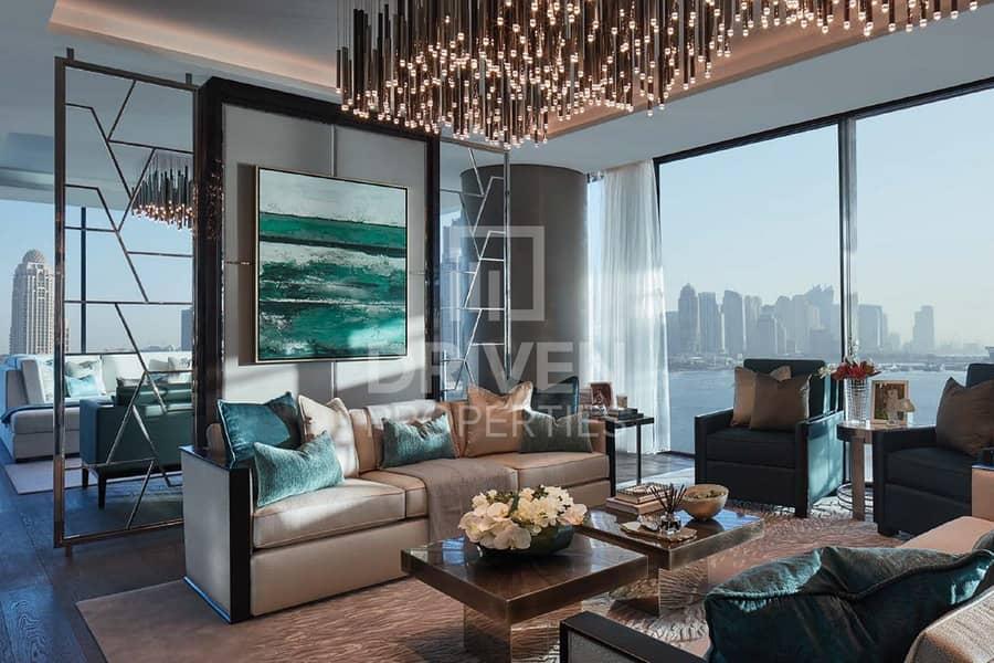 16 Duplex with Stunning Sea Views | 5* Star