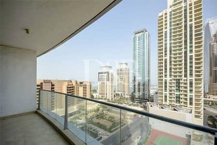 شقة 1 غرفة نوم للايجار في دبي مارينا، دبي - Spacious Layout   Luxury Living   Must See