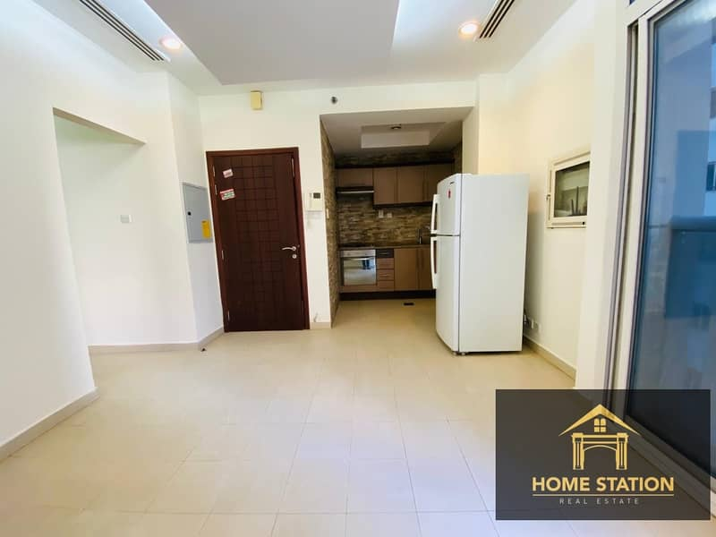 1 MONTH FREE semi furnished studio for rent in albarsha1