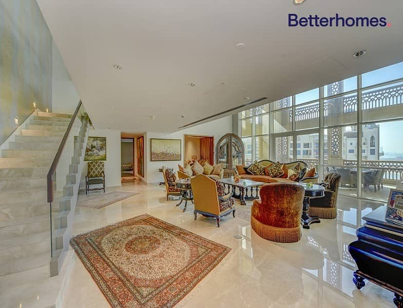 2 Sea View I Luxurious Penthouse | Fully Upgraded