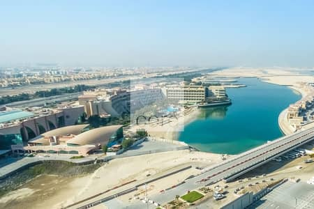 Office for Rent in Al Raha Beach, Abu Dhabi - Fitted Office | Prime Location | Mid Floor