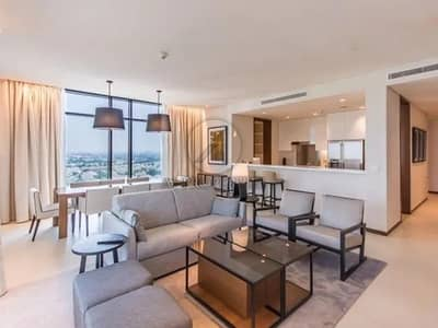 3 Bedroom Flat for Rent in The Hills, Dubai - Largest 3BR with Golf Course view