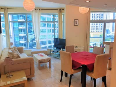 1 Bedroom Flat for Sale in Dubai Marina, Dubai - Upgraded 04 Suite | Fully Furnished | Chiller Free