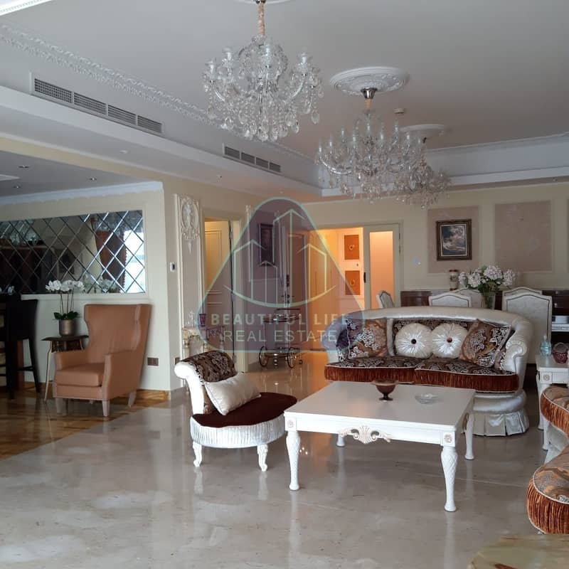 2 Full Sea View | Spacious 3BR | Fully Furnished | Bright Unit