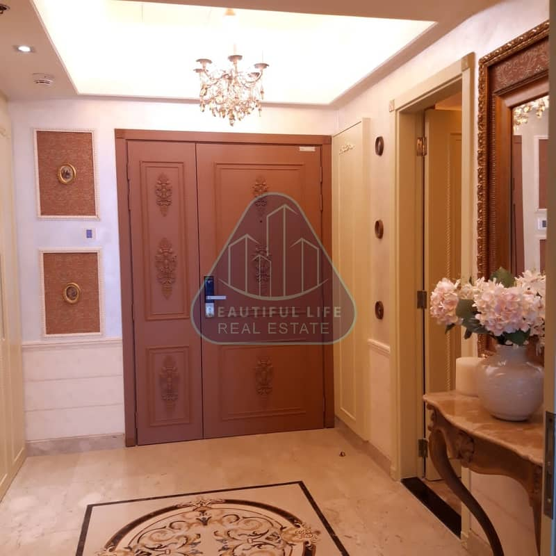 15 Full Sea View | Spacious 3BR | Fully Furnished | Bright Unit