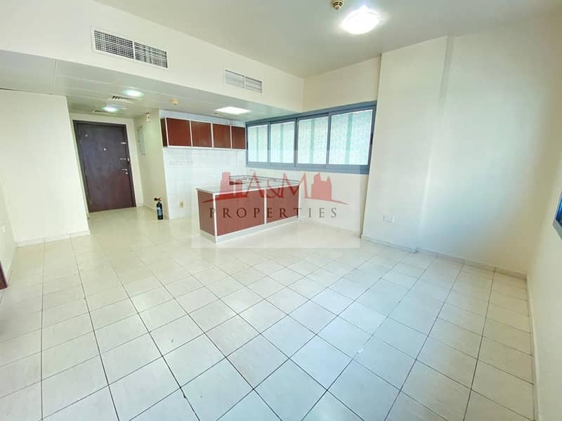 GOOD DEAL.; One Bedroom Apartment  with Wardrobes in Najda street for AED 43