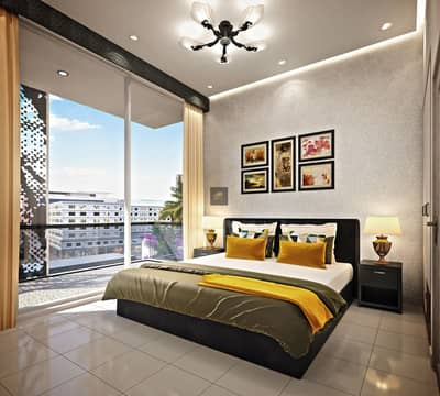 Studio for Sale in Arjan, Dubai - High-class living spaces | Studio | Arjan