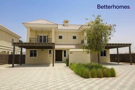 Luxury | Community View | Large Private Garden