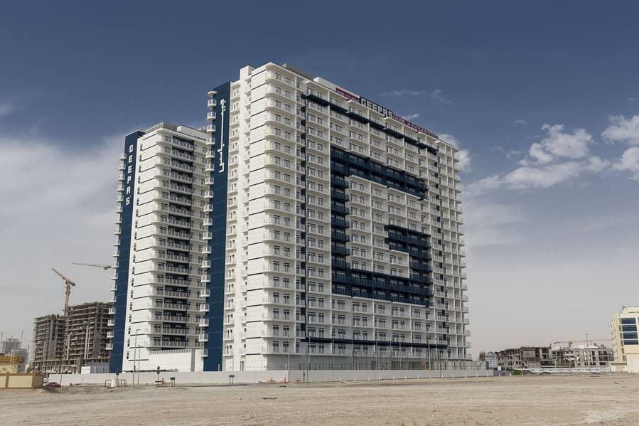 شقة في أرجان 1 غرف 44000 درهم - 4859013