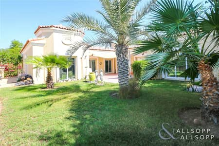 4 Bedroom Villa for Rent in Green Community, Dubai - Close To Pool & Gate | 4 Bedroom Bungalow
