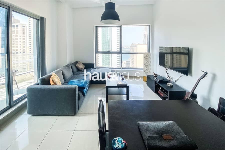 One Bedroom | Marina Views | High Floor
