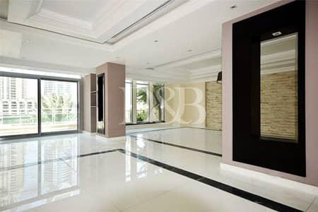 فیلا 3 غرف نوم للايجار في دبي مارينا، دبي - Huge Layout | Full Marina View | Must See