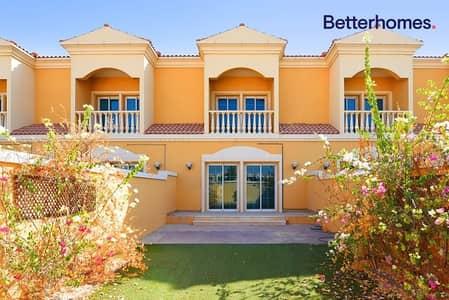 تاون هاوس 1 غرفة نوم للبيع في مثلث قرية الجميرا (JVT)، دبي - District 9 | Arabian Townhouse | Tenanted