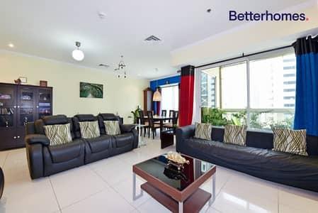 شقة 2 غرفة نوم للبيع في أبراج بحيرات الجميرا، دبي - Vacant on Transfer   2 Bed + Maid   JLT
