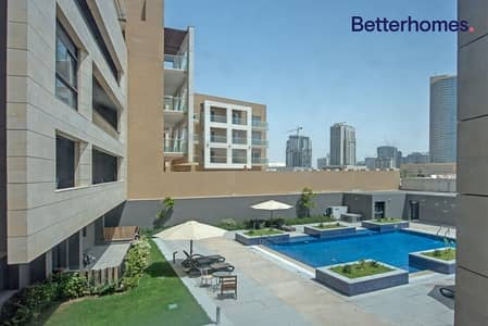 1 Bedroom Apartment for Sale in Jumeirah Village Circle (JVC), Dubai - One Bedroom | Park Corner | Tenanted Now