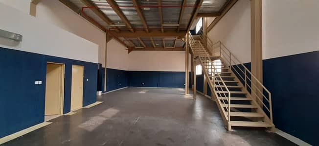 Warehouse for Rent in Al Khawaneej, Dubai - AN-ONE MONTH FREE - 40KW. High Power- 8 Meter High Ceiling