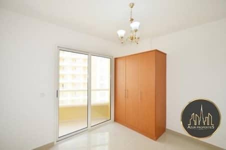 شقة 1 غرفة نوم للايجار في مدينة دبي للإنتاج، دبي - HIGH FLOOR | WITH PARKING | LAKE VIEW