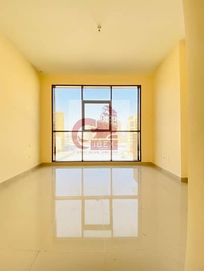 New Building Chiller free 1bhk with Master room balcony all Amenities jaddaf