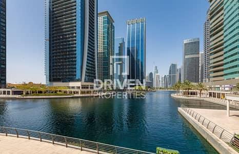 فلیٹ 2 غرفة نوم للبيع في أبراج بحيرات الجميرا، دبي - High Floor Level