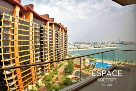 فلیٹ 1 غرفة نوم للايجار في نخلة جميرا، دبي - Great View | Lovely 1 Bed | Beach Access