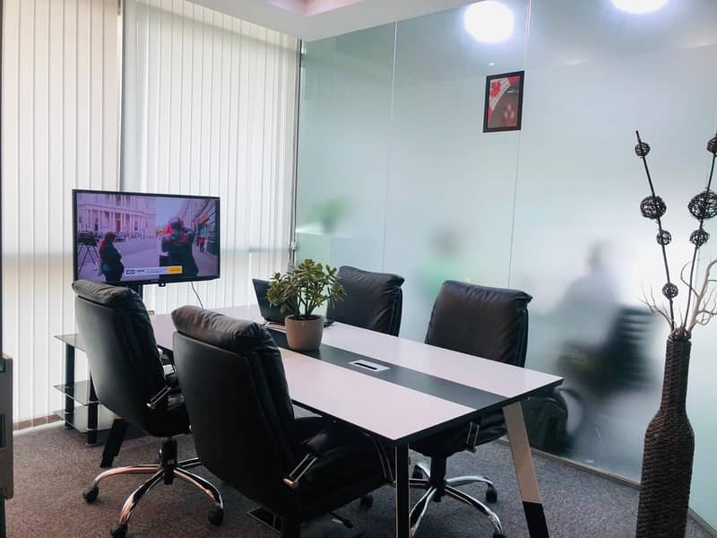 9 Luxury Independent Office@28K with a beautiful view
