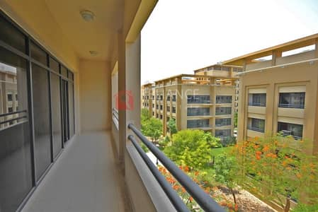 3 Bedroom Apartment for Sale in The Greens, Dubai - Rented | Community View | 3 Bed + Laundry | A/C Free