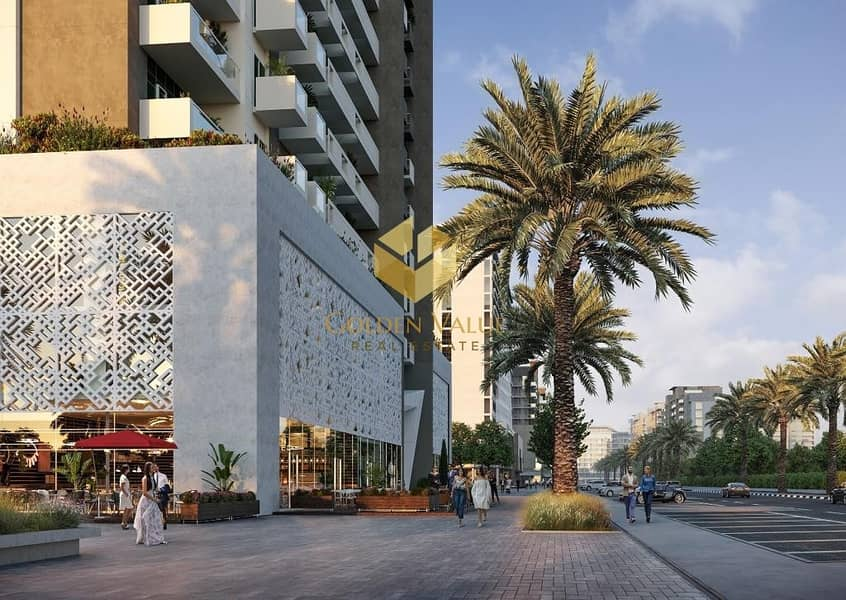 7 Invest in retail space Direct on the water canal perfect location opposite burj khalifa