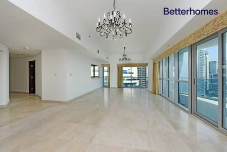 3 Bedroom Flat for Sale in Dubai Marina, Dubai - Jewels Tower| Marina View | Higher Floor