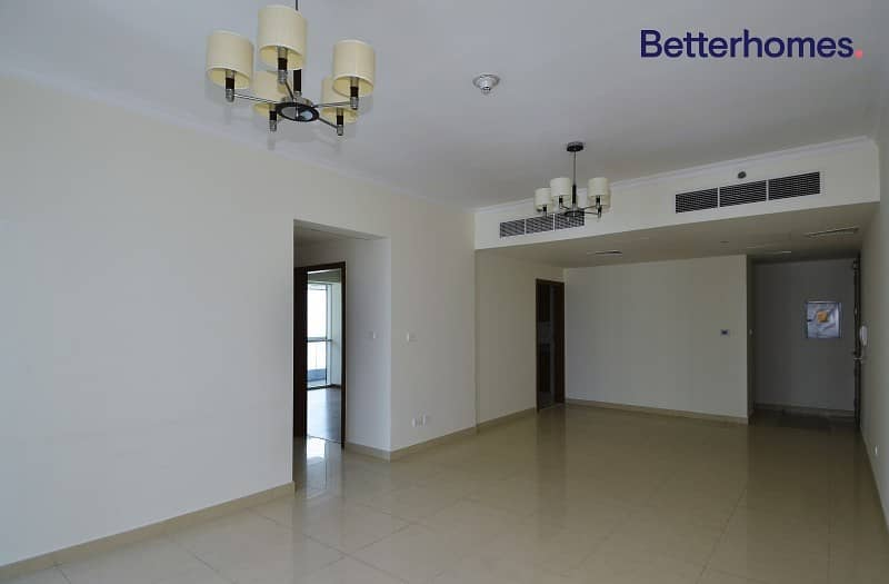 Lake View   2 BR Saba Tower 3 Cluster Q.