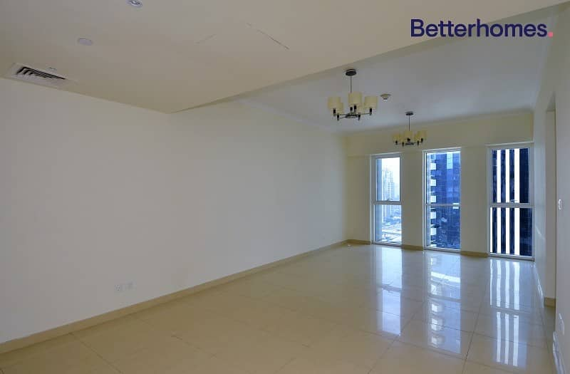 2 Lake View   2 BR Saba Tower 3 Cluster Q.