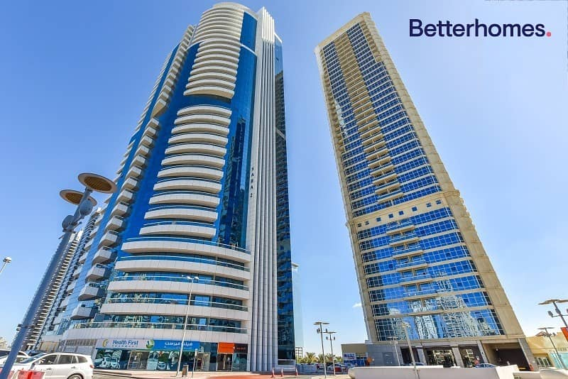 13 Lake View   2 BR Saba Tower 3 Cluster Q.