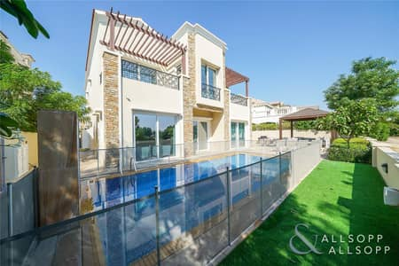 5-Bed | Pool | Cinema | Sauna | Golf-Views