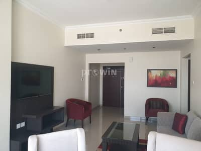 2 Bedroom Apartment for Rent in Arjan, Dubai - Fully furnished | Maid + Storage | Autodrome View |