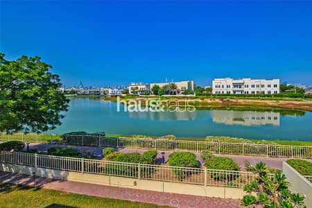 4 Bedroom Villa for Rent in The Springs, Dubai - Meadows Type Villa | Stunning Lake View | Vacant
