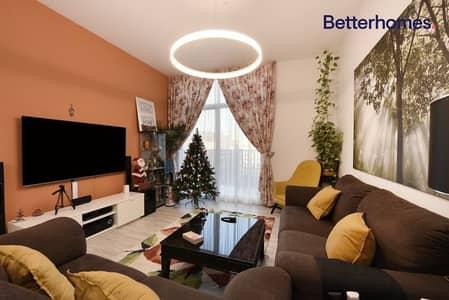 شقة 2 غرفة نوم للبيع في قرية جميرا الدائرية، دبي - Large 2 Bedroom |Vacant | Full Pool View